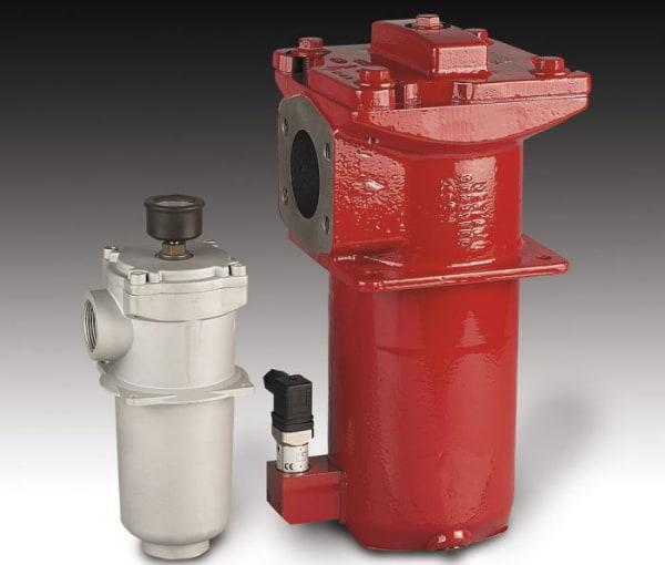 Hydraulic filter tank