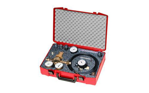 Accumulator charge kit